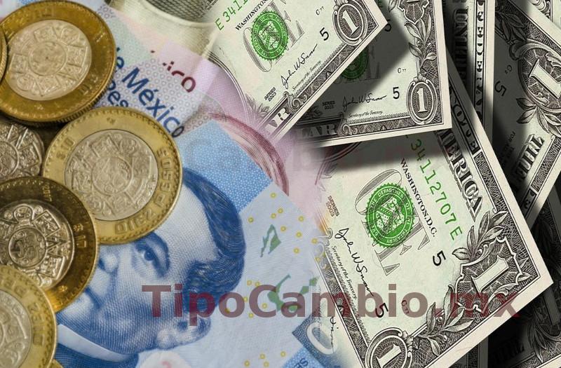tipo cambio dolar pesos mexicanos